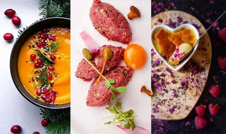 Wir haben 4 köstliche Valentinstagsmenüs zum Nachkochen für euch zusammengestellt.