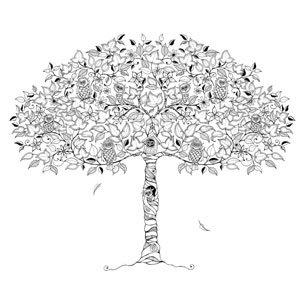 Illustration aus: Mein verzauberter Garten