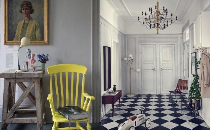 Einrichtungstipp: Mxe moderne, zeitlose und Vinatage-Möbel für einen authetischen Look.