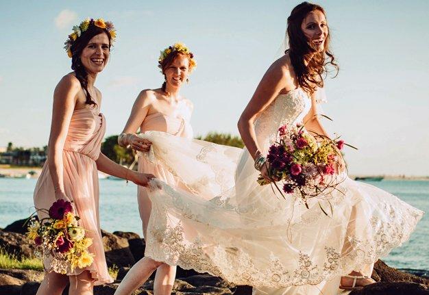 Wie wird man Wedding Planner auf Mauritius?