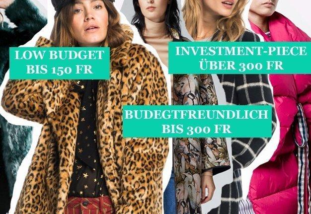 25 wunderschöne Wintermäntel für jedes Budget