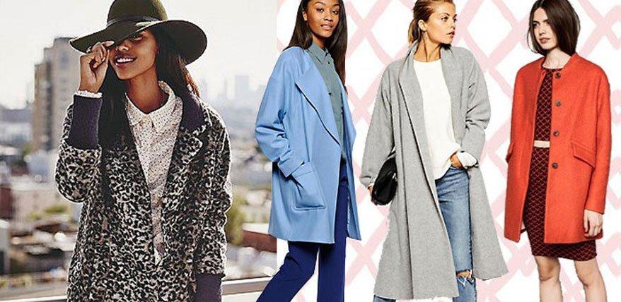 Nicht jeder Mantel passt zu jeder Figur. Die neuen Mantel-Shapes im Stilcheck.