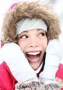 Winter-Workout: Sport im Schnee macht glücklich!