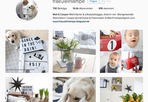 Fräulein Lampe Versammelt Wunderschöne Wohn  Und DIY Idden Auf Ihrem Blog  Und Instagram.