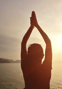 Und jetzt alle Ohhmmm! Die 6 besten Yoga Übungen für zuhause