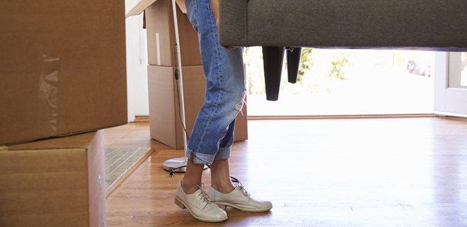 Zügeltipps für mehr Entspanntheit: Neue Wohnung, kein Stress